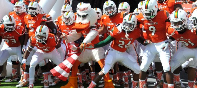 ACC Contention at Stake in Miami-VT Clash